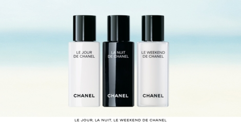 Chanel - Jour-Nuit-Weekend - Le beauty spot