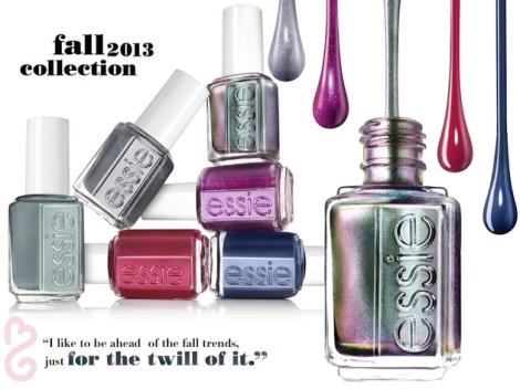 Essie Automne 2013 - Le Beauty Spot