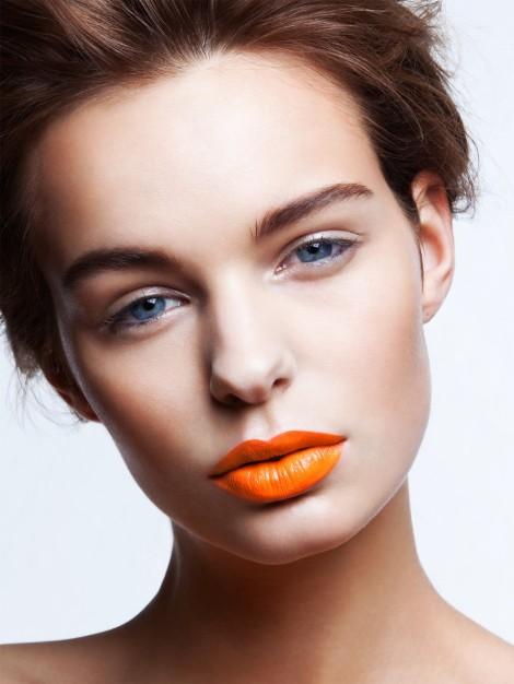Viktoria Stutz - Visage close up - Le Beauty Spot