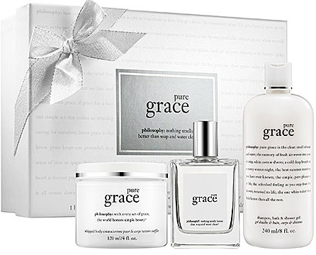 Coffret Pure Grace Philosophy