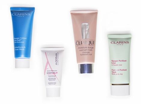 Masque soin visage - Le Beauty Spot 2013