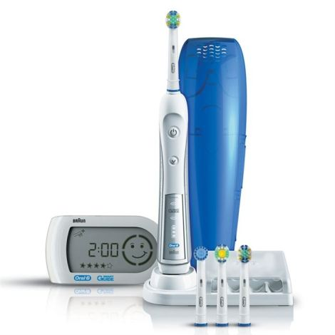 Oral b triumph 5000 - Le Beauty Spot - Noel 2013
