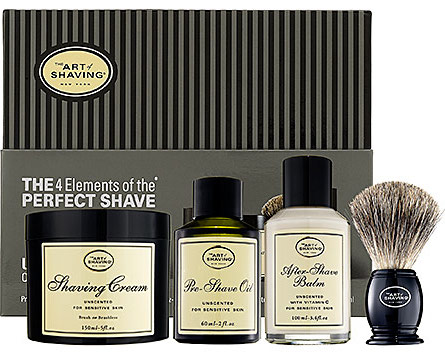 The art of shaving - pack - Le Beauty Spot