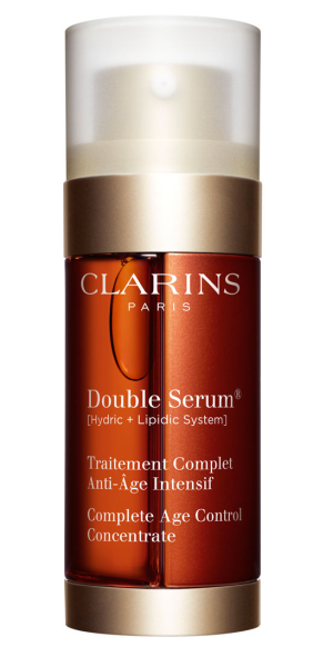 clarins double serum - le beauty spot - soin visage