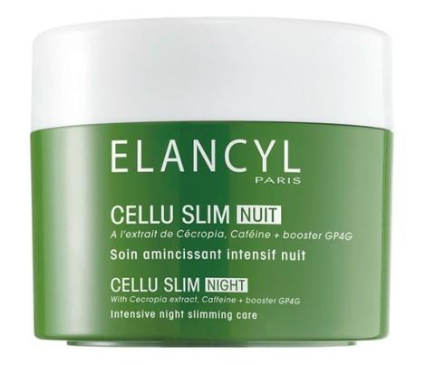 Le beauty spot - blogue beauté - Elancyl Cellu Slim nuit
